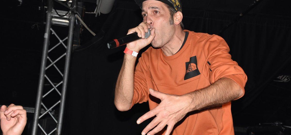 Brutti Ceffi Mixtape Vol.2  Live Report