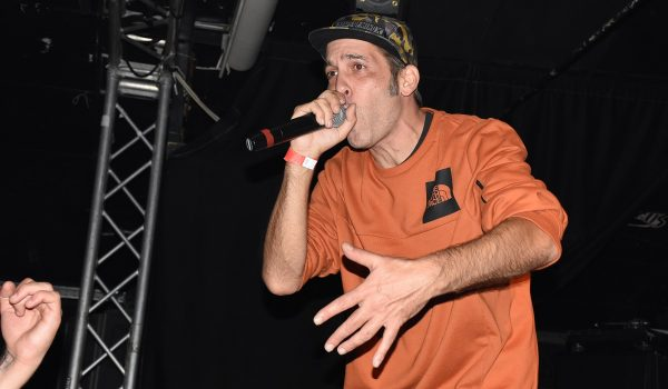 Brutti Ceffi Mixtape Vol.2  Live Report