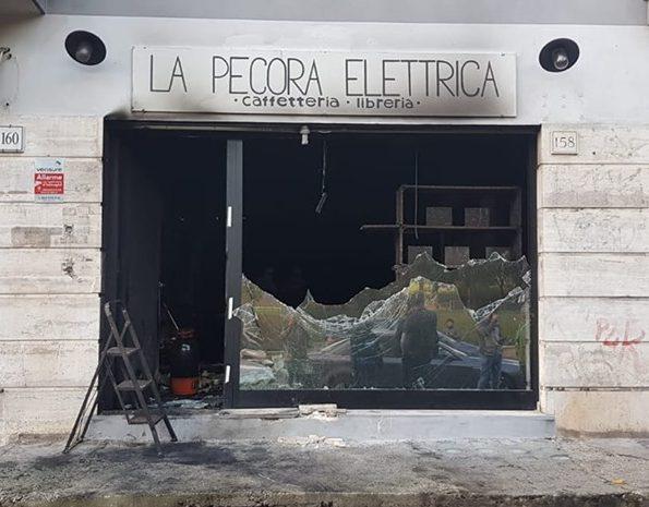 La Pecora Elettrica: colpita nuovamente!