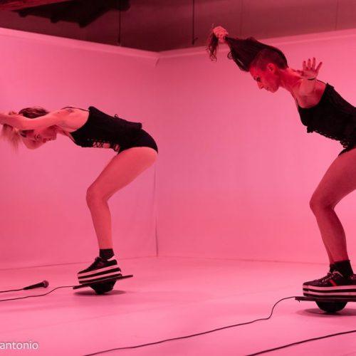 Queesting 2.10 – Unlock // Chiara Caimmi e Anna Basti