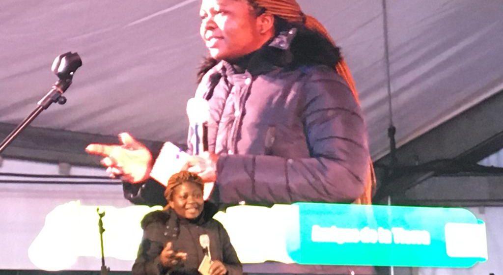 Cumbre Social: forza e ribellione nella plenaria ecofemminista