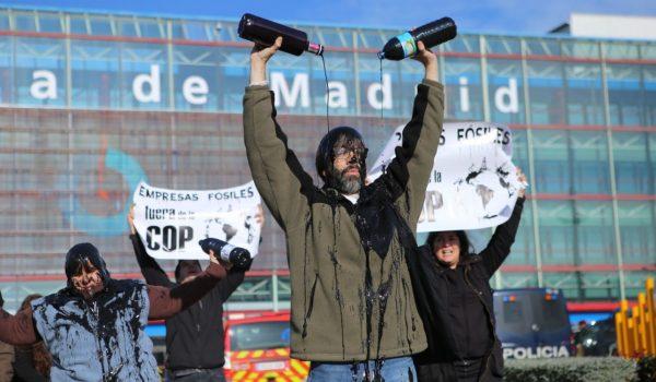Cop 25: a Madrid nella notte sgomberato il presidio solidale