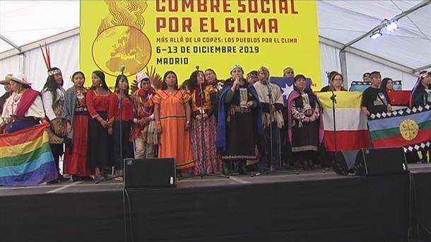 Cumbre Social per la giustizia climatica