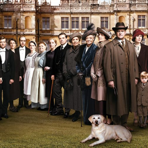 la-radio-di-carta-1-7-downton-abbey