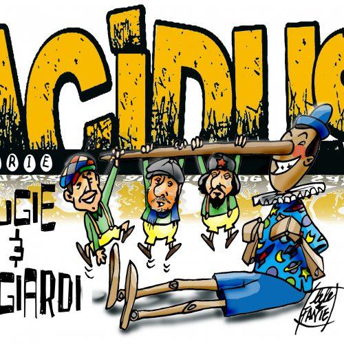 Acidus – Scorie 1.11 – Bugie Sbugiardate!