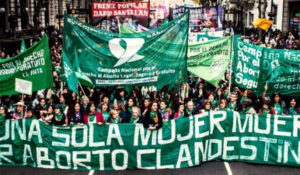 Argentina 2020: sarà l'anno della legge per l'aborto libero?