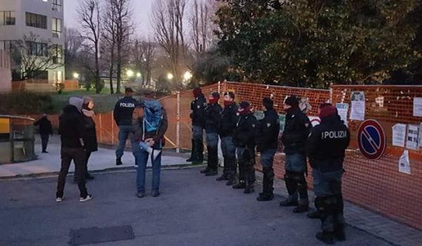 Milano, abbattuti gli alberi del Parco Bassini