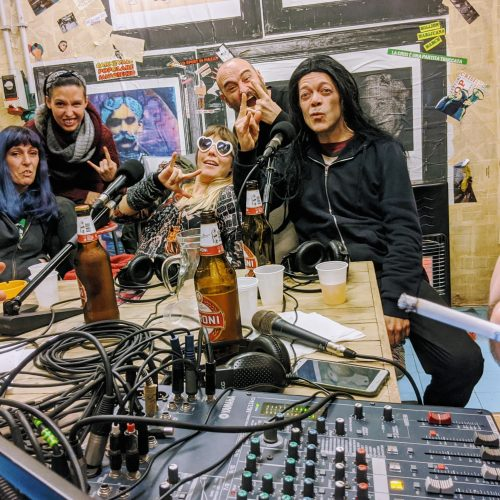 Search & Destroy Radio 7.13: She-Wolves & destrooooi