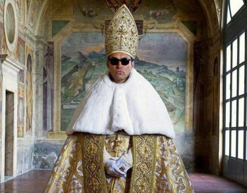 La radio di carta 1.12 – The young Pope
