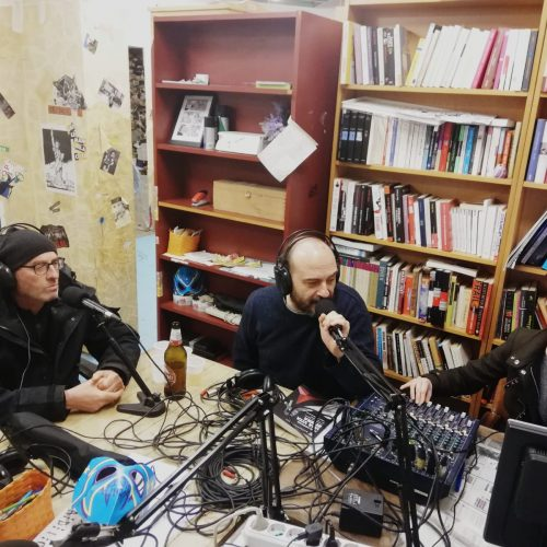 "Search & Destroy Radio 7.12: ""Una vita intera"" di David Cacchione"