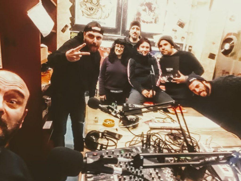 Search & Destroy Radio Santarita Sakkascia BiZed Invasione Monobanda Freddie Koratella