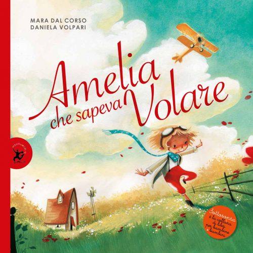 Fiabe del mondo al microfono – Amelia che sapeva volare