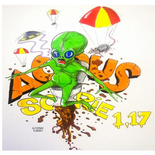 Acidus – Scorie 1.17 – Alieni o alienati…