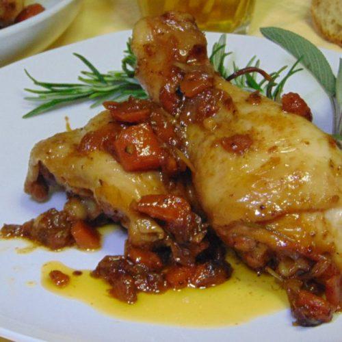 Pillole di Mangiaradio – Pollo alla birra con insalata di patate