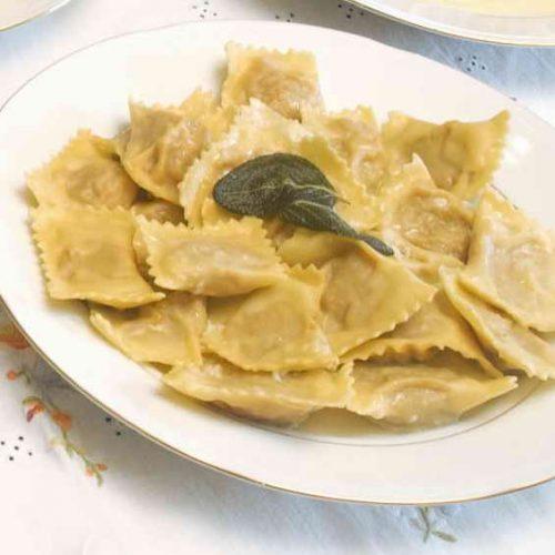 Pillole di Mangiaradio – Tortelli di zucca