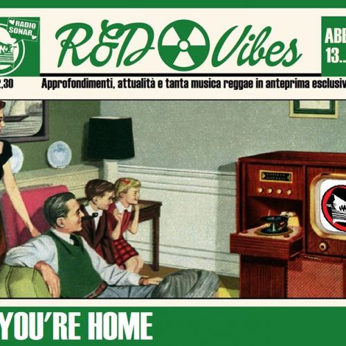 R&D Vibes 4.26 – Glad You're HOME