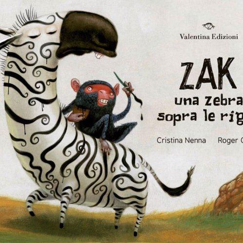 Fiabe del mondo al microfono – Zak una zebra sopra le righe
