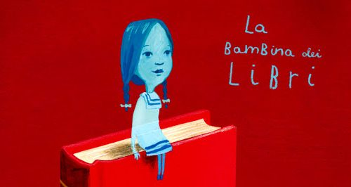 Fiabe del mondo al microfono – La Bambina dei Libri