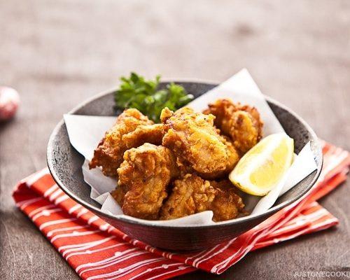Pillole di Mangiaradio – Pollo fritto alla Giapponese