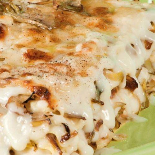 Pillole di Mangiaradio – Ruote al forno con carciofi e formaggio