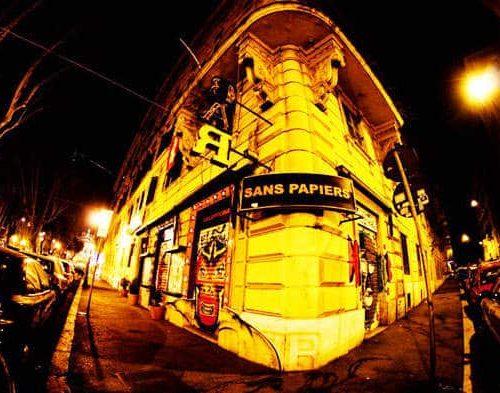 La Discoteca del Diavolo 3.24 – Sans Papier's Blues