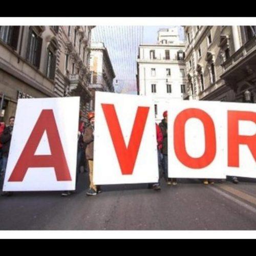 #21 LA FESTA DEI LAVORATORI DOVE NON C'È PIÙ LAVORO