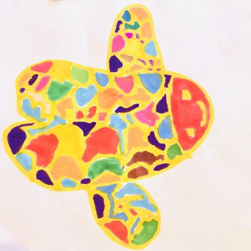 La storia del pesce Angela Davis