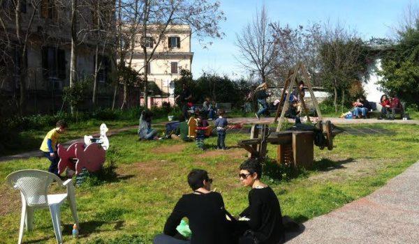San Lorenzo: il verde pubblico per tutte e tutti!