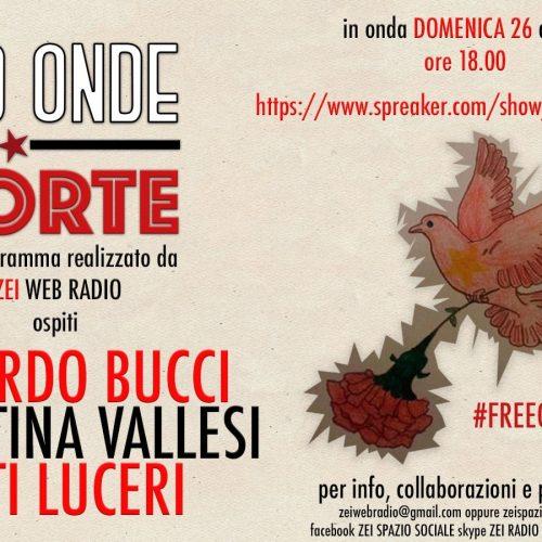 Zei Radio ad onde corte -Valentina Vallesi e Riccardo Bucci