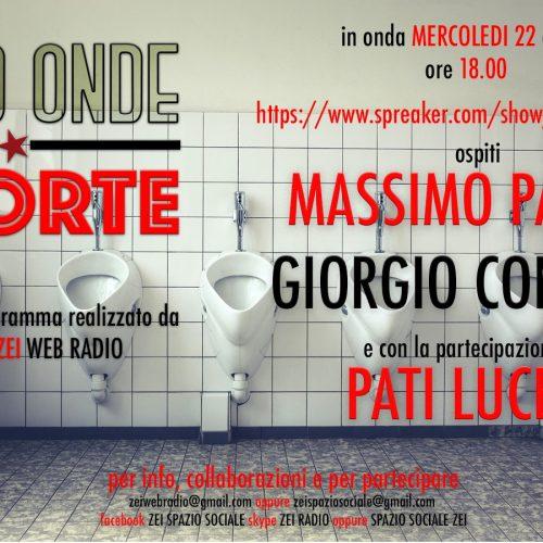 Zei Radio ad onde corte – Massimo Pasca e Giorgio Consoli