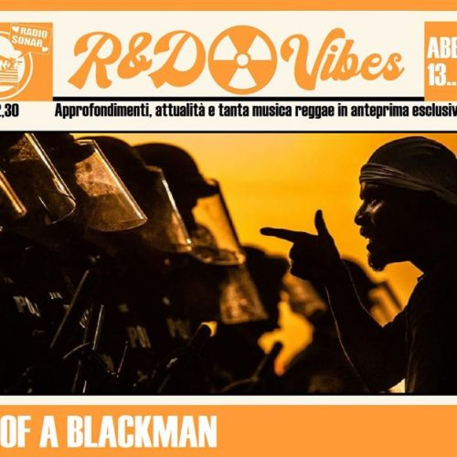 Red Vibes 4.34 – Spirit of a Blackman