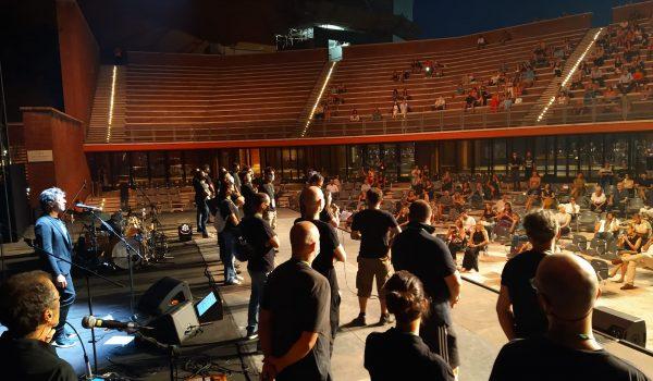 Autorganizzati Spettacolo Roma – flash mob al Teatro Argentina