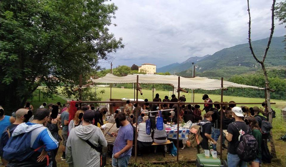Notizie dalla Val Susa: PRESIDIO IN MOVIMENTO