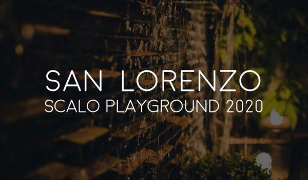 Arriva a San Lorenzo Scalo PlayGround 2020