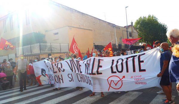 Manifestazione per Fabrizio Ceruso e non solo