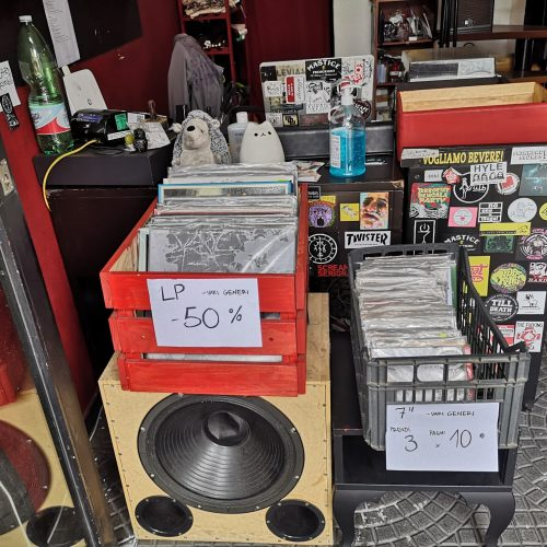Search & Destroy Radio 8.00 – Record Store Day Special @ Inferno Store