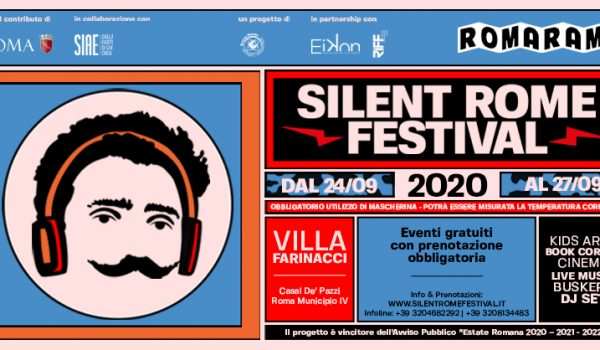 E' in arrivo il Silent Rome Festival!