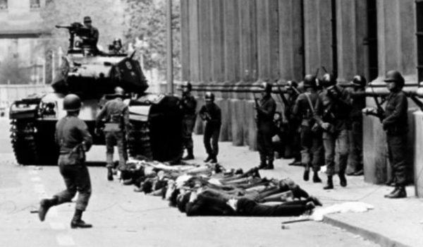 11 setttembre 1973: Colpo di Stato in Cile