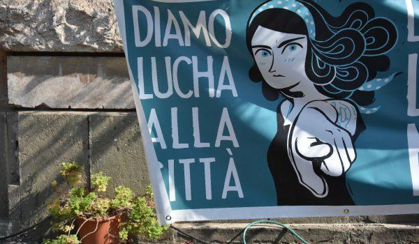 Verso un nuovo bene comune, aperto e transfemminista a Lucha y Siesta