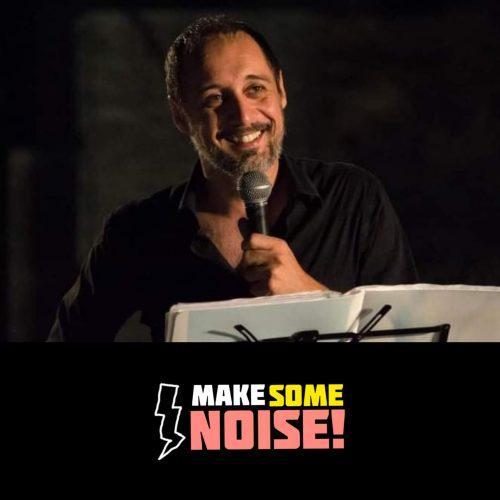 Make some noise 1.01- Essere o non essere Daniele Parisi