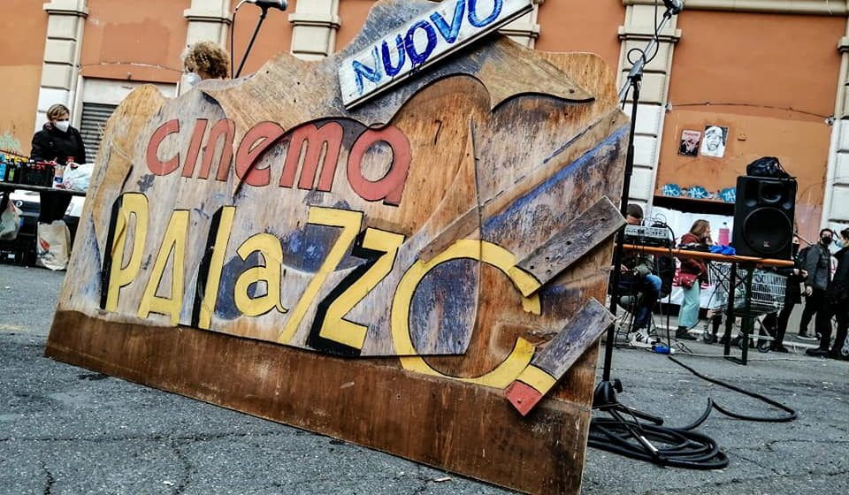 Nuovo Cinema Palazzo: questa piazza è ancora nostra