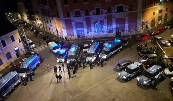 Sgombero del Nuovo Cinema Palazzo: chi comanda a Roma?