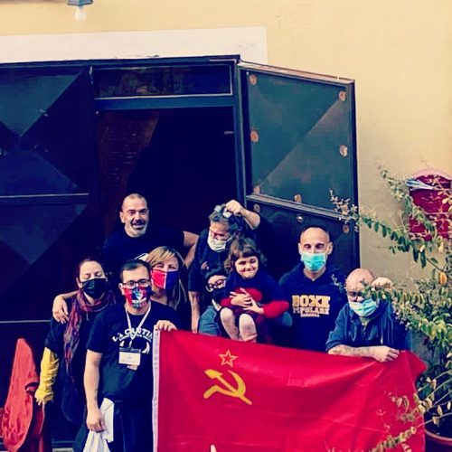 Mangiaradio 5.07 – Cs: tradizionale solidaretà!