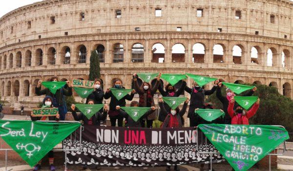 Argentina: l'aborto #seràLEY