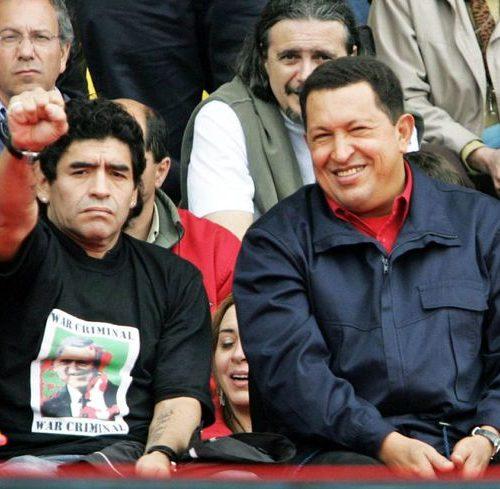 Giovani sull'orlo di una crisi 3.09 – ¡Hasta siempre Diego!