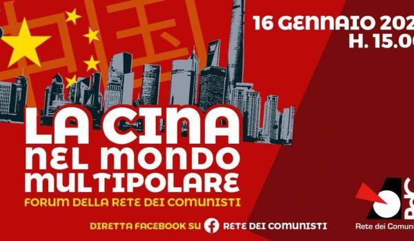 La Cina nel Mondo multipolare