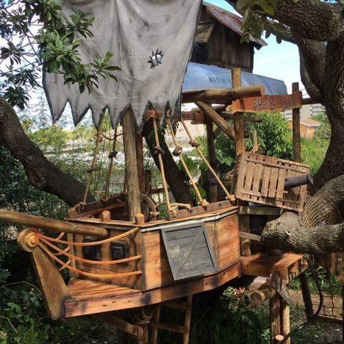 Fiabe del mondo al microfono – La Pirata, l'albero e la festa