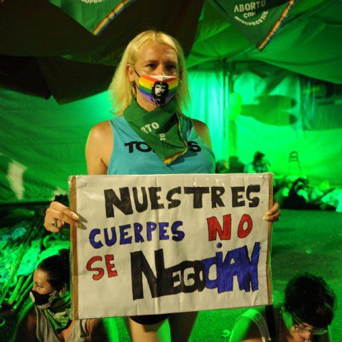TRANSfemmINonda 2.15 – #ESLEY in Argentina l'aborto è legge
