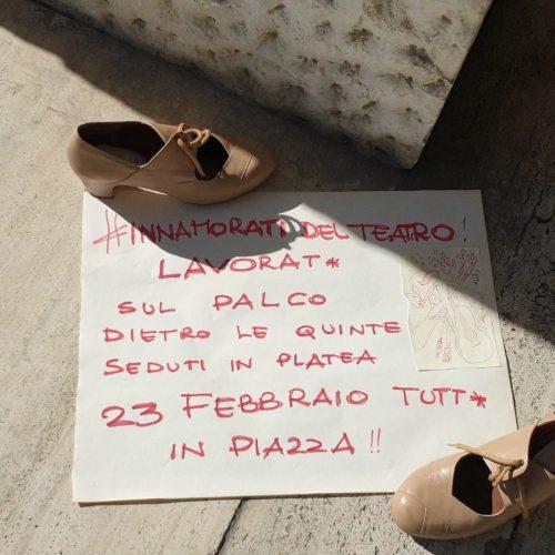 Cambio di scena. Dilatazioni di vita dal palco 1.14 – La cultura ferve, la politica langue. Il caso Umbria