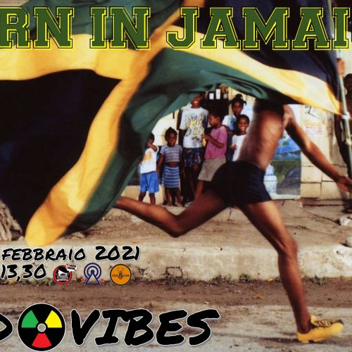 R&d Vibes 5.13 – BORN in JAMAICA